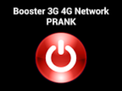 Booster 3G 4G Network PRANK 5.11.13 Screenshot