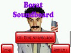 Borat Sound Board 1.0 Screenshot