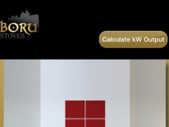 Boru Stoves Stove Visualiser 1.1 Screenshot