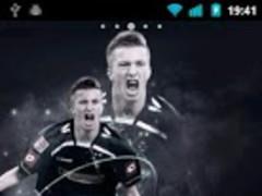 Borussia M'Gladbach Clock 1.0 Screenshot