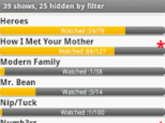 Borza TV 2011-07-23 Screenshot