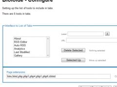 Bioloide 1.6 Screenshot