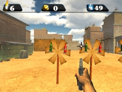 Review Screenshot - A Challenging Bottle Shooting Game