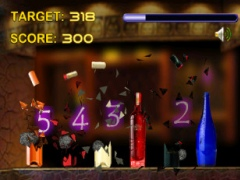 Review Screenshot - Bottle Shooter – Relieve Stress by Shattering Glass Bottles