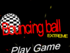 Bouncing ball Extreme 1.0 Screenshot