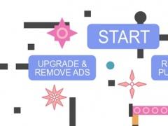 Bouncing Shapes - Circle Ball Hero Game 1.0 Screenshot