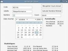 BoursoWatch  Screenshot
