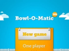 Bowl-O-Matic HD 1.2 Screenshot