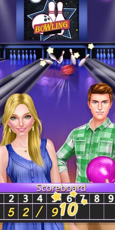 Hardest shot in bowling
