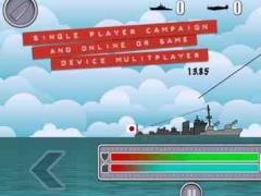 Bowman Battleship - Artillery Campaign & Online Multiplayer 1.2 Screenshot