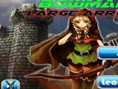 Bowman Large Arrow PRO - Cool Arrow Game 3.5.1 Screenshot