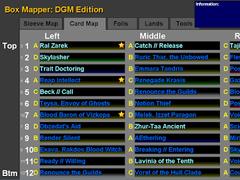Box Mapper: DGM Edition 1.3.3 Screenshot