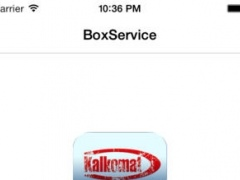 BoxService 1.03 Screenshot