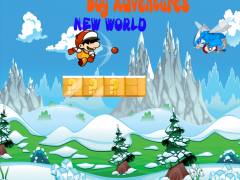 Boy Leps World Adventures 2.0 Screenshot