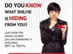 How to read someone's text messages without their phone?