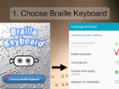 Braille Keyboard 0.0.0.213 Screenshot