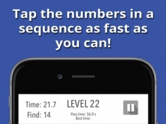 Brain Speed – Free Brain Training Game for Kids and Adults 1.3 Screenshot