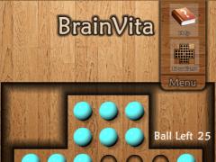 BrainVita (Peg Solitaire) 1.0.0 Screenshot