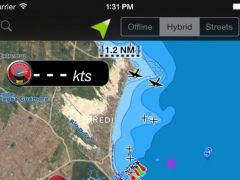 Brasil GPS Nautical charts 1.1 Screenshot