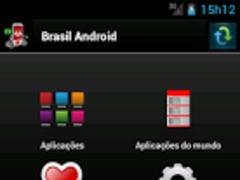 Brazil Android 1.4 Screenshot