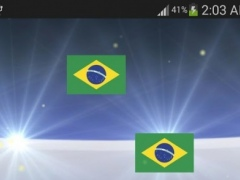 Brazil Football Live Wallpaper 1.0.5 Screenshot