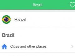 Brazil trip guide travel & holidays advisor for tourists 1.0 Screenshot