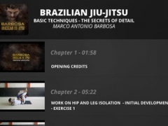 Brazilian Jiu-Jitsu - Basic Techniques - The secrets of details 1.0 Screenshot