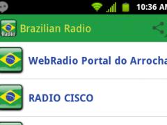 Brazilian Radio (Brazil Music) 2.0 Screenshot