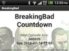Breaking Bad Countdown 2 Screenshot