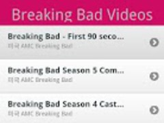 Breaking Bad TV Drama Video MV 1.2 Screenshot