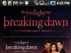 Breaking Dawn Countdown Widget 1.0 Screenshot