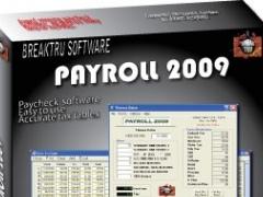BREAKTRU PAYROLL 2009 6.1 Screenshot