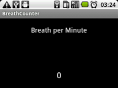 BreathCounter 1.2 Screenshot