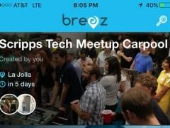 Breez Rides 1.2.3 Screenshot