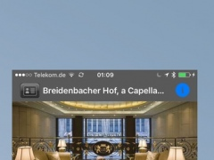 Breidenbacher Hof, a Capella Hotel 2.5 Screenshot