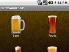BrewsandFoods 1.4 Screenshot