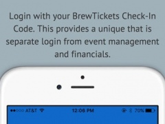 BrewTickets Events Manager 1.0 Screenshot