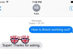 Brexitisu - Brexit Stickers 3.0 Screenshot