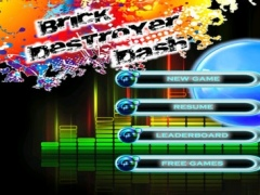Brick Destroyer Dash Pro - Classic Awesome Breaker 3.5.1 Screenshot