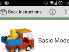 Brick Instructions 1.7 Screenshot