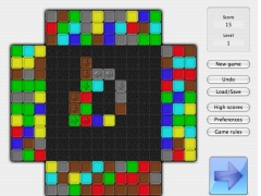 BrickShooter for Mac 1.13.2 Screenshot