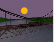 Bridge Construction Set 1.36 Screenshot
