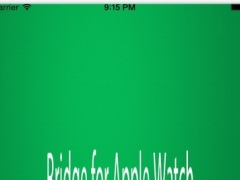 Bridge for Apple Watch 1.0 Screenshot