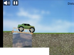 Review Screenshot - Bridge Constructor – Can You Keep the Jeep From Falling Down?
