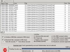 BriefAudit 1.0c Screenshot