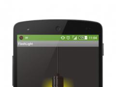 Bright LED Flashlight - Torch 1.1 Screenshot