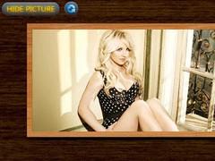 Britney Spears Jigsaw HD Vol.2 1.0 Screenshot