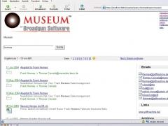 BroadgunMuseum 1.6 Screenshot