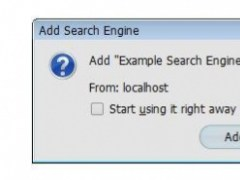 Browser Search Box library 2.0 Screenshot
