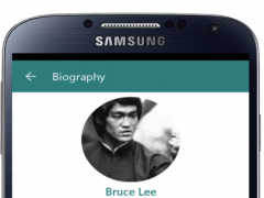 Bruce Lee Quotes English 1.0 Screenshot